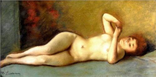 Nude - Stefan Luchian