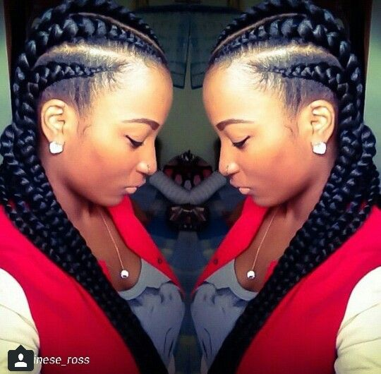 Braids ¤ Twist (Natural Hair & Protective Styles)