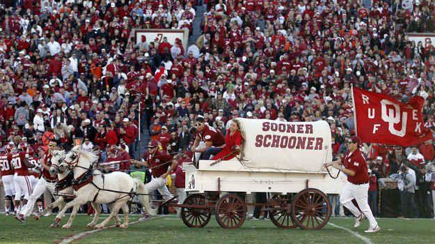 Oklahoma: The Sooner Schooner