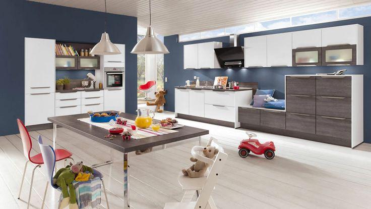 26 best Serie Life images on Pinterest Contemporary unit - alno küchen grifflos
