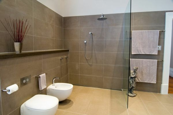 Modernes Badezimmer Frisches Inspirierendes Design Die Dekoration | Bad |  Pinterest
