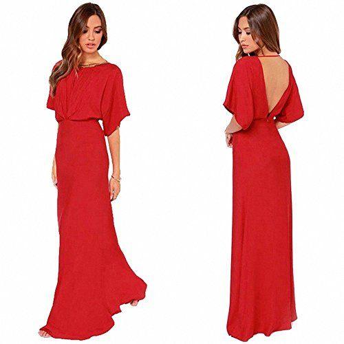 La moda a Tu medida - VESTIDO largo rojo elegante ,color ... https://www.amazon.es/dp/B01AQL4PSA/ref=cm_sw_r_pi_dp_3CdpxbNR7FCQV