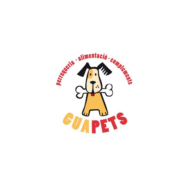 logo guapets (peluquería canina) | Flickr - Photo Sharing!