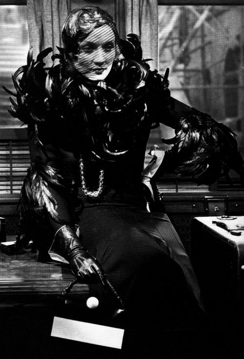 Marlene Dietrich in Shanghai Express, 1932    ALL these THINGS………..No.21