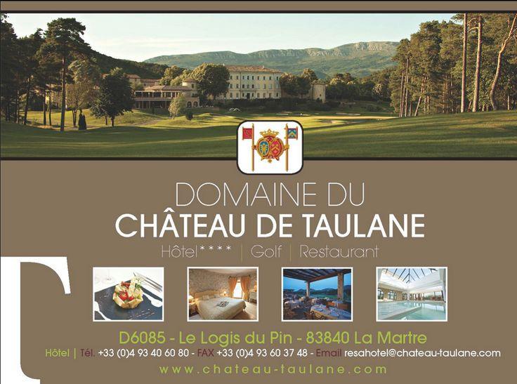 Domaine du Château de Taulane