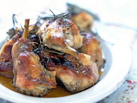 Heerlijk winters stoofpotje van konijn & rozemarijn