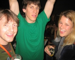 The Social Beginnings of Foursquare's Dennis Crowley