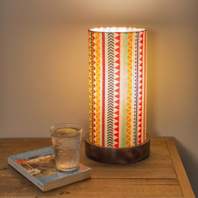 17 best new fair trade lighting images on pinterest fair trade aztec table lamp mozeypictures Image collections