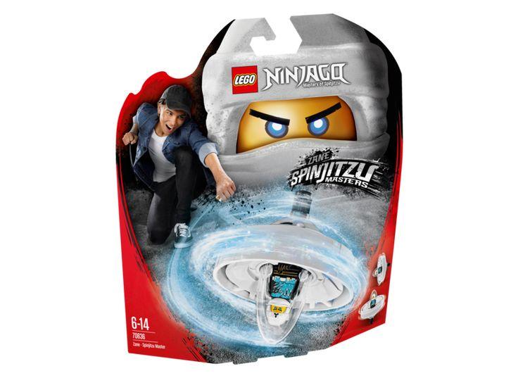 LEGO NINJAGO 70636 Zane Spinjitzu Master