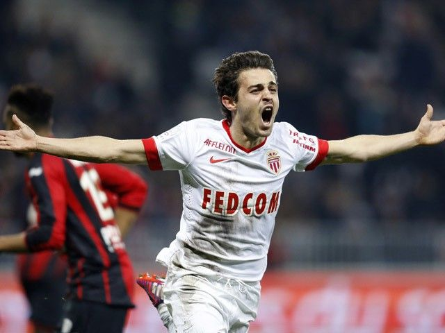 Report: Manchester United interested in Monaco midfielder Bernardo Silva