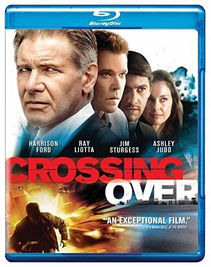 Crossing Over Harrison Ford, Ray Liotta, Ashley Judd, Jim Sturgess, Summer Bishil, Cliff Curtis, Alice Eve, Alice Braga, Jacqueline Obradors, Melody Khazae