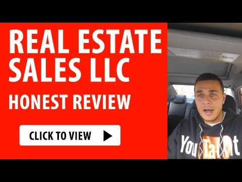 Real Estate Sales LLC Review