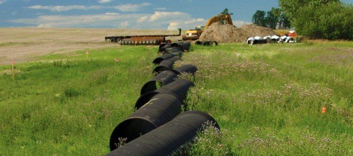The Ductile Iron Pipe Works