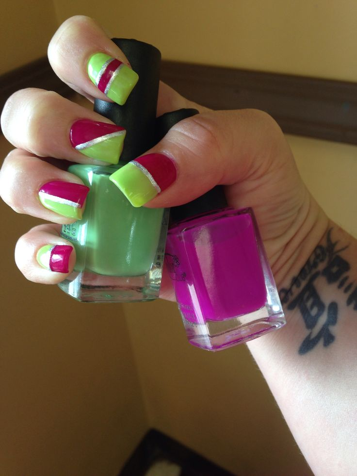 17 Best Images About Indiana Nails & Nail Art Design