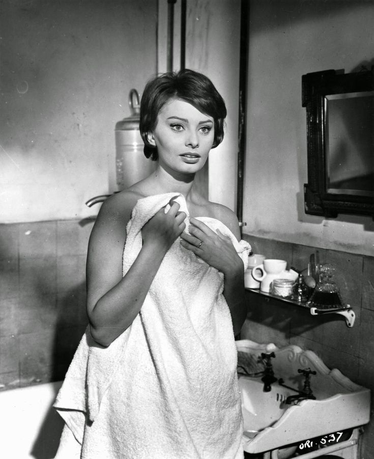 Sophia Loren (The key) (1958)