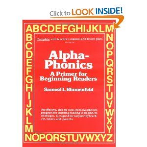 Alpha-phonics: Curriculum Review ~ a reusable frugal phonics resource | The Happy Housewife