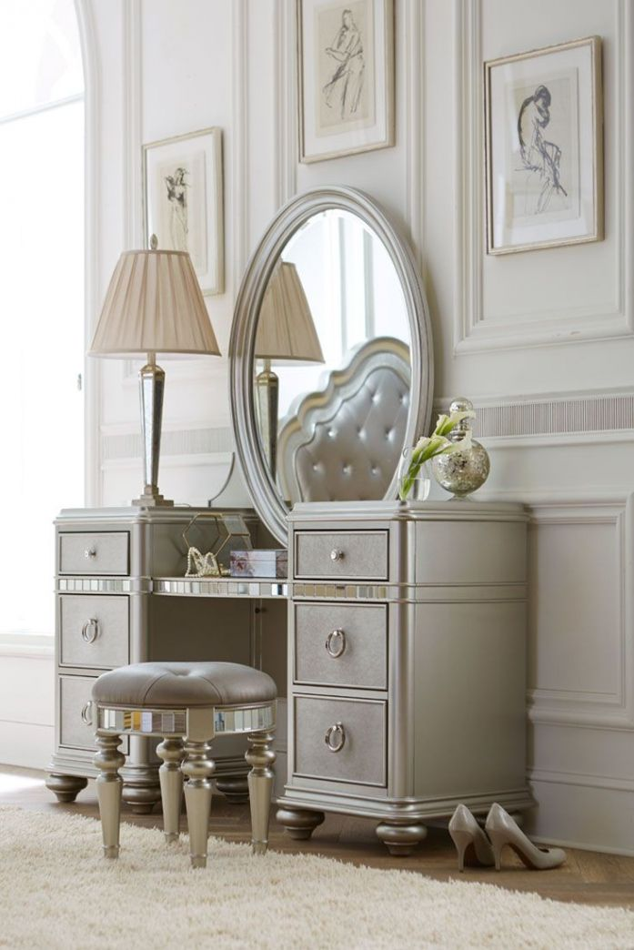 Bedroom Vanity With Mirror Design Ideas For Small Bedrooms Check More At Http Jeramylindley Com Bedro Bedroom Vanity Set Simple Bedroom Shabby Chic Dresser