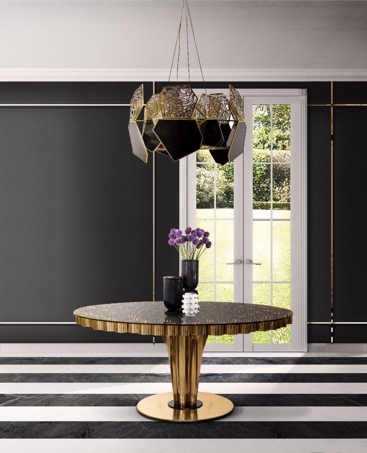 Стиль и роскошь от @essentialhome #ЭксклюзивныйИнтерьер #МебельКлассаЛюкс #ЭлитныеСтолы #КрасиваяЖизнь