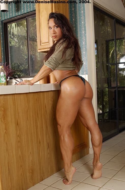 Like you denise masino 42 female bodybuilder will
