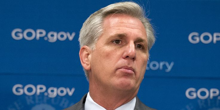 WASHINGTON -- WASHINGTON (AP) — The third-ranking Republican in the House has told immigration advocates that there's not enough time left this year to deal with the issue. Rep. Kevin McCarthy of California said he was committed to working on immigration next year.