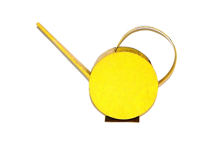 Midcentury Watering Can - One Kings Lane - Vintage & Market Finds - Decorative Accessories