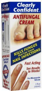 CLEARLY CNFDNT FNGUS TRTMT CRM Size: 1 OZ by GANEDEN BIOTECH. $28.99. Fast and effective reliefs of toenail fungus infections.. CLEARLY CNFDNT FNGUS TRTMT CRM Size: 1 OZ