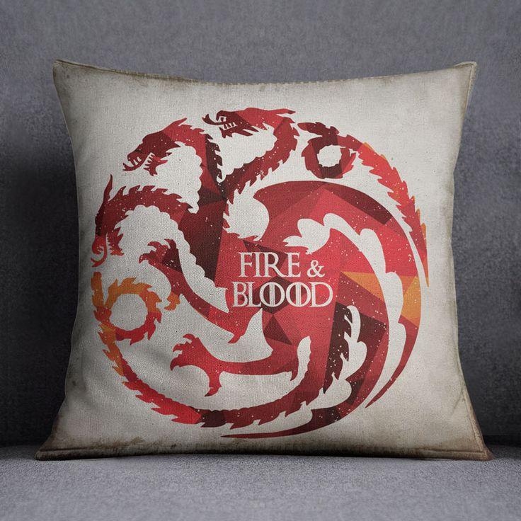 Almofada Targaryen