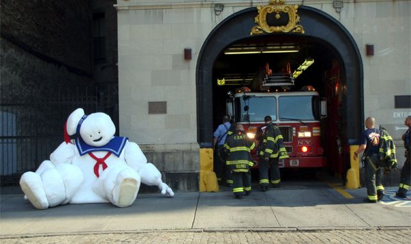 IT JUST POPPED IN THERE! THE MAKING OF A STAY PUFT COSTUME | GhostbustersNews.com - Ghostbusters news, media, and fan creations!