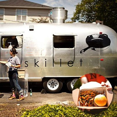 Skillet Food Truck  Road Food Trucks, The Best Restaurants on Wheels