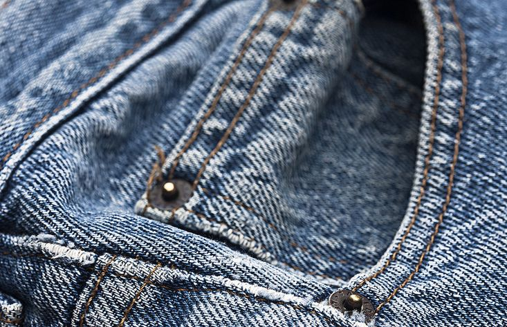 My Fabric Of Life|  The History of Blue jeans  #myfabricoflife #bluejeans #fashion #fabric #denim