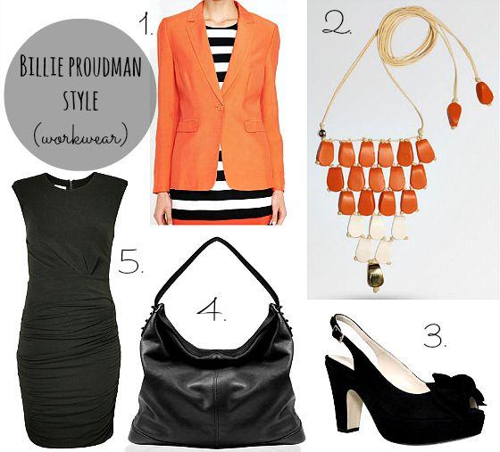 Billie Proudman style workwear | Offspring