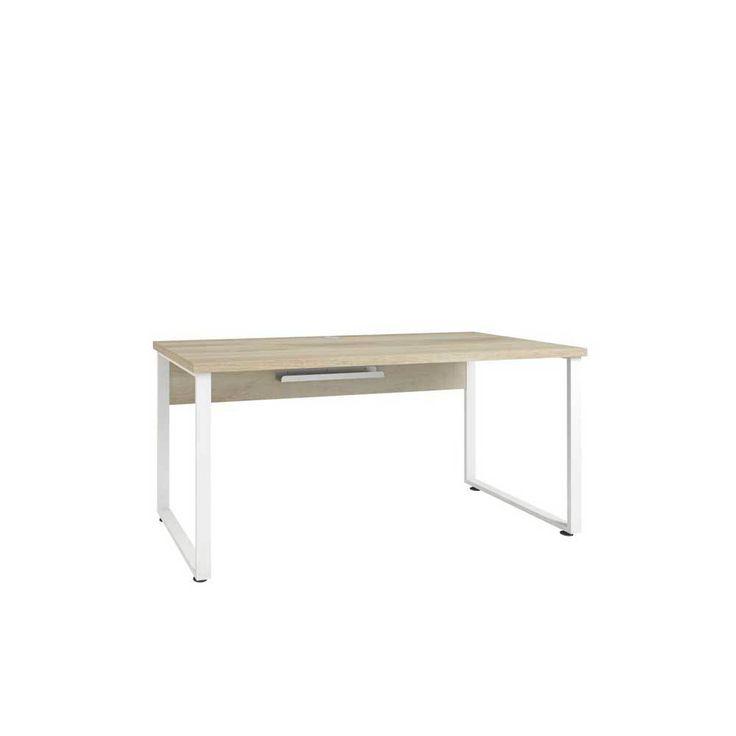 pc tisch schmal homfa laptoptisch uform notebook tisch pc. Black Bedroom Furniture Sets. Home Design Ideas