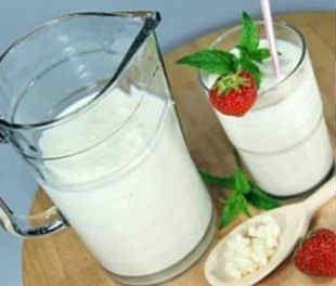 Лечение ленивого кишечника_кисломолочные продукты