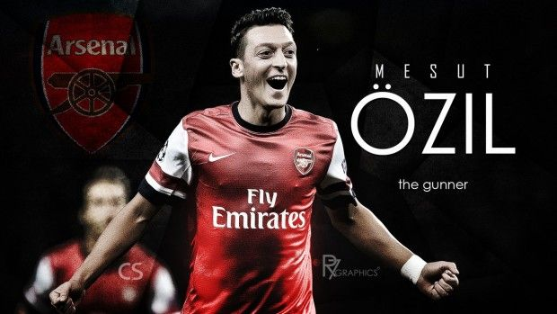Mesut Ozil By R7Graphics On DeviantArt In 2020