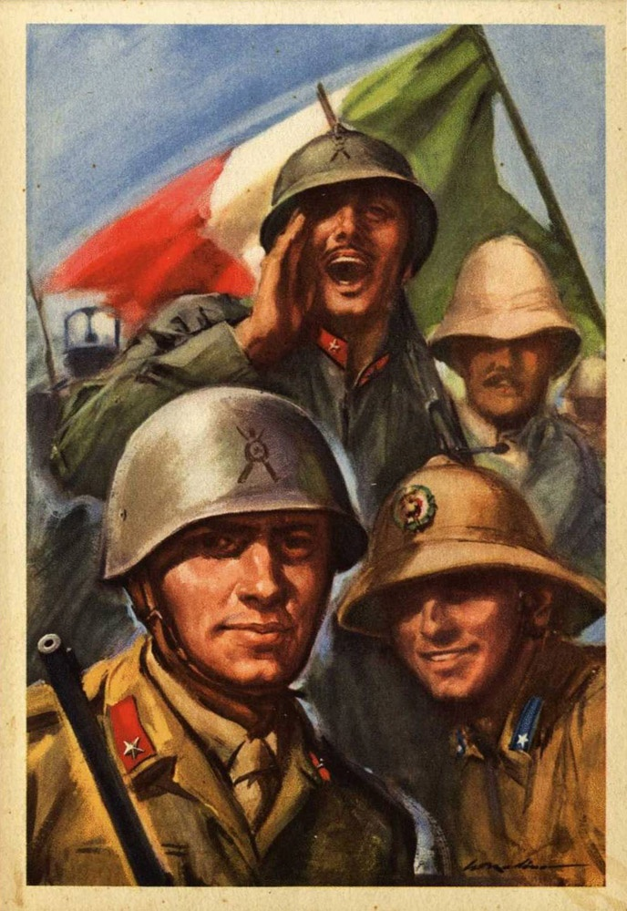 fascism triggers of ww2 and the Fascism is a very complex topic because of these reasons fascism  mussolini  allied italy with nazi-germany during world war ii the nazi.