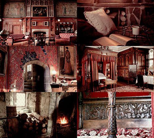House Common Room Aesthetics Gryffindor Tower Ravenclaw Hufflepuff Slytherin Harry Potter Wizarding World Pinterest Hogwarts Houses Common