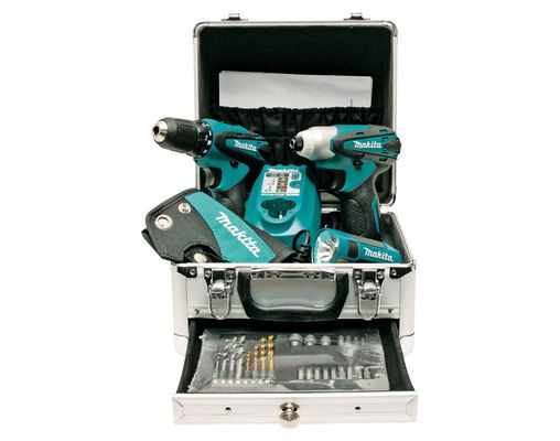 Makita 10.8V Cordless Lithium Ion Mobile 3pce Combo Kit #LCT303X @ Just Tools Australia - Authorised Premium Makita Stockist. Full Range of Quality Makita Gear from Cordless Tools, Power Tools & Accessories. 3 Year Australia Wide Warranty.