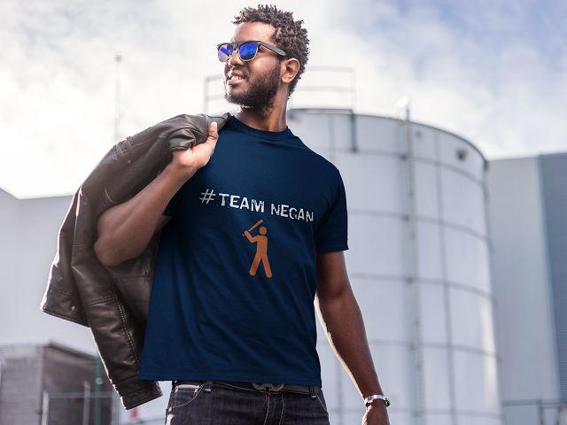Totally Tee Shack: Team Negan T Shirt