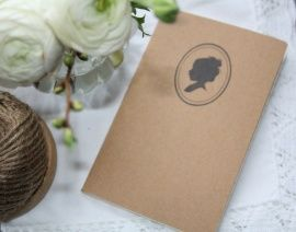Notebook Camee | Vintage Stationary | MaisonFrench.nl