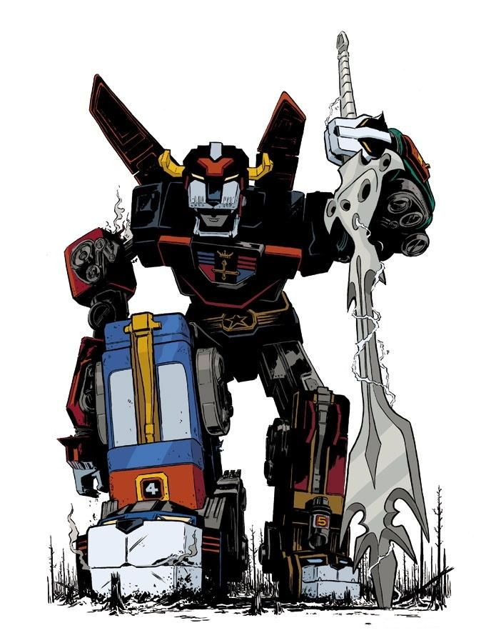 79 best ...and I'll form the head! images on Pinterest | Voltron ...