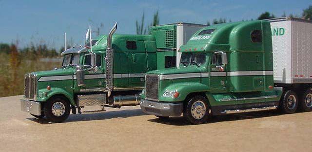 Midland Western Star 4900ex Freightliner Fld120 Tractors Model