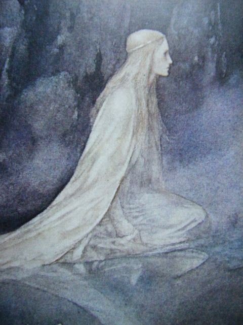 sullenmoons: Faeries -Brian Froud and Alan Lee...