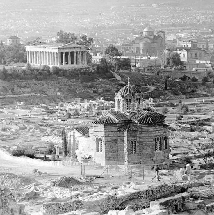 Evans.Ελλάδα Αθήνα 1956