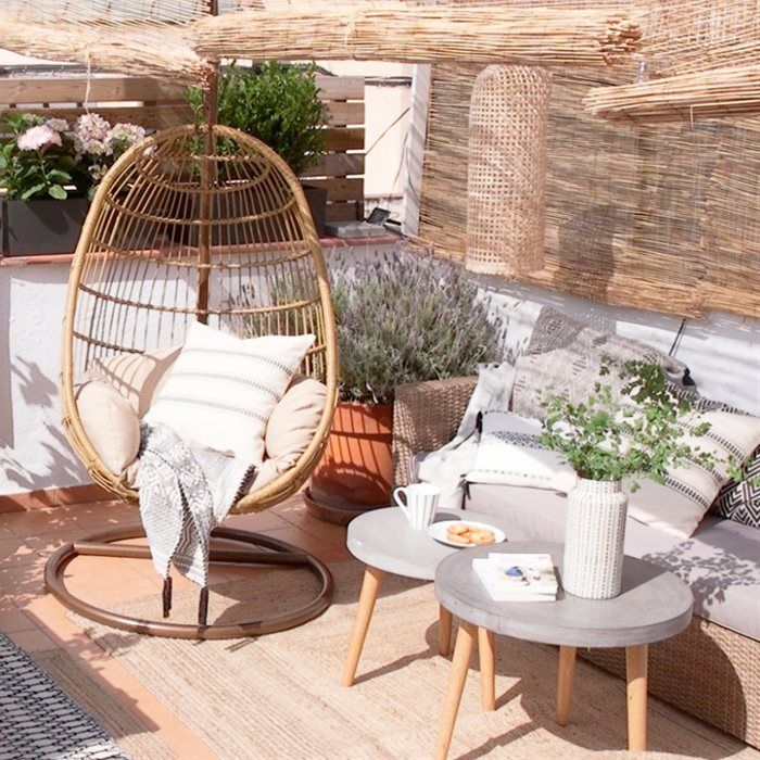 261 best terrazas patios y balcones images on pinterest for Patios y terrazas