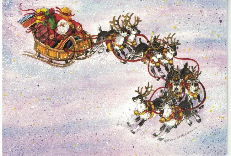 We wish you a merry and joyful Christmas!