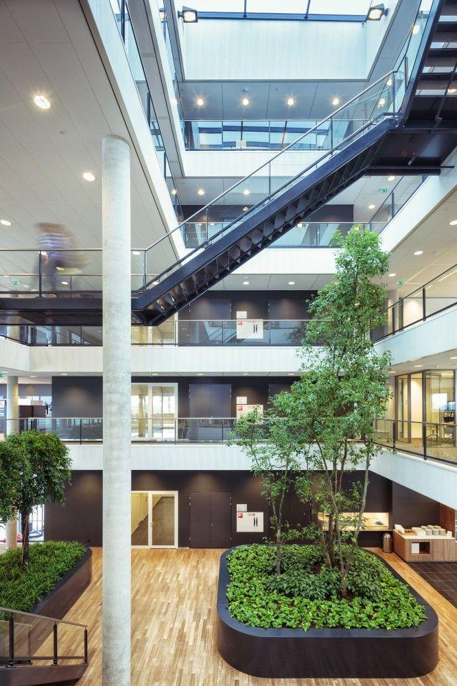 Vlaardingen Offices of Schiedam Jumbo &  Wärtsilä / MVSA Architects