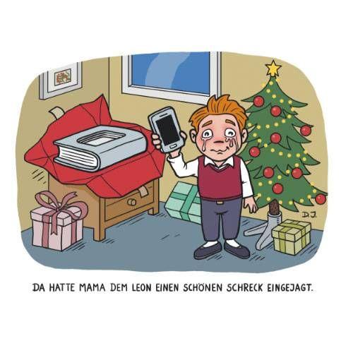 weihnachten in cartoons  lustige weihnachtsbilder