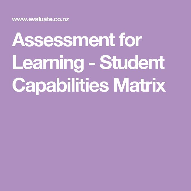 Best Assessment For Learning Images On   Assessment