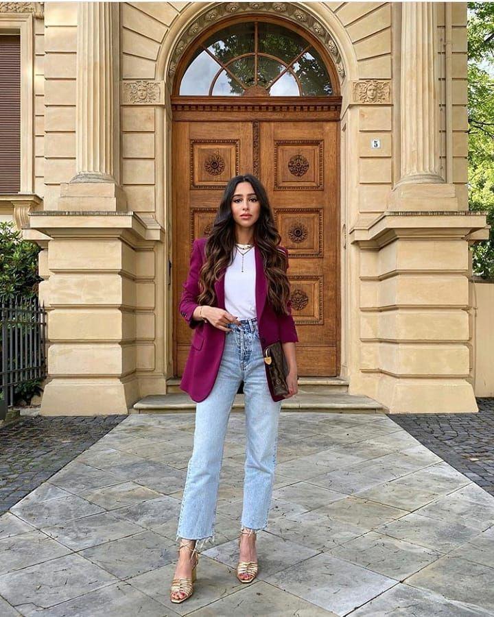 Zara International S Instagram Photo Look Of The Day Zara International Soumiaelj I 2020