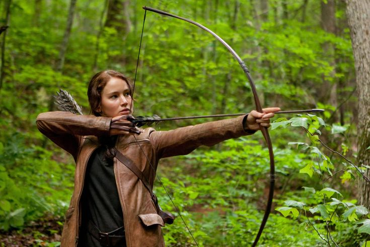 Read an interview with Khatuna Lorig, Jennifer Lawrence's bow & arrow trainer on The Hunger Games.